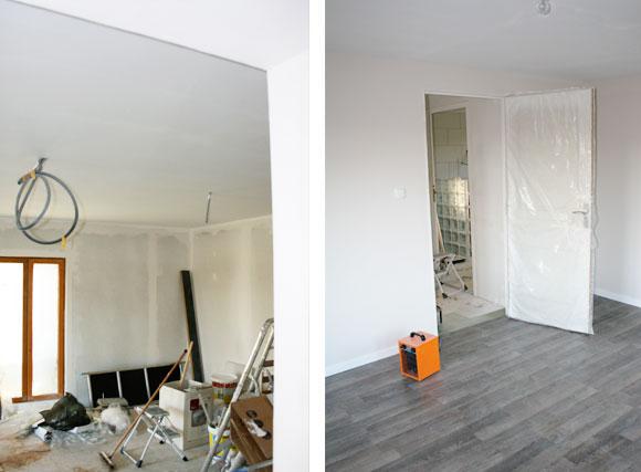 Villador een huis in frankrijk januari 2012 - Gang huis ...