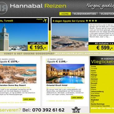 Hanabal Reizen  (website niet meer actief)