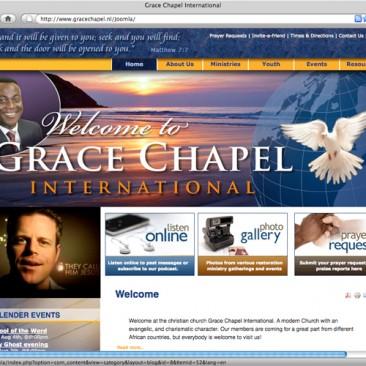 Grace Chapel  (website niet meer actief)