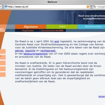 RSJ  (website is gerestyled)