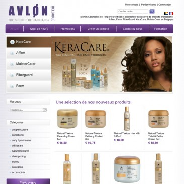 Avlon Belgique - www.avlon.be